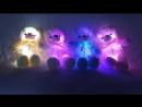 Светящийся плюшевый мишка Тедди (50 см.)
