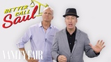 The Cast of Better Call Saul Recap the First 3 Seasons in 10 Minutes | Vanity Fair