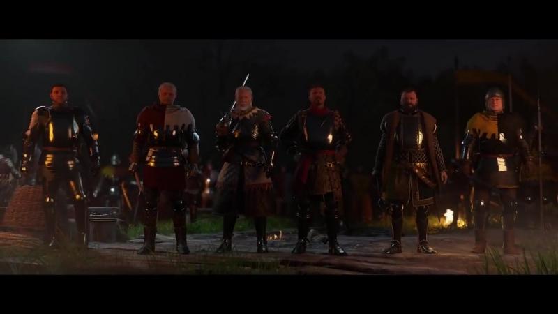 [lzuniy] Kingdom Come Deliverance - Final Trailer (2018)