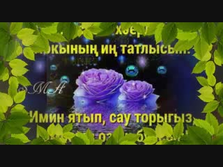 Анвар Нургалиев —хатын кыз (клип)
