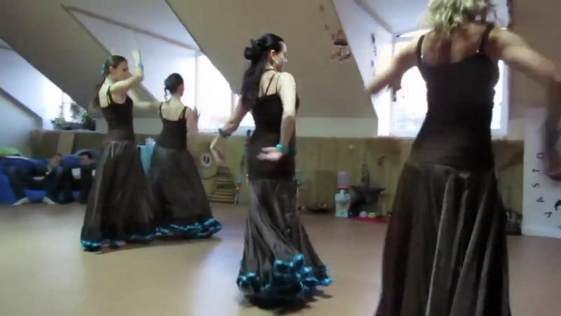 Саида 27 04 2013 Tribal party Созвездие