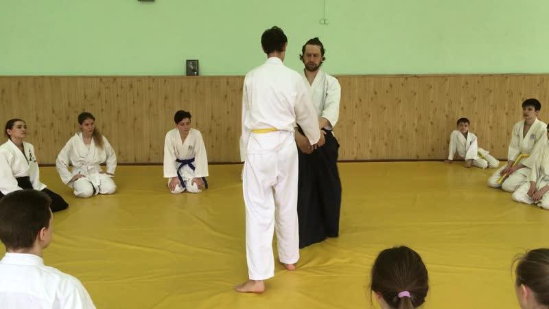 6 Семинар Бастракова В.В. | Айкидо | 合気道 | Aikido