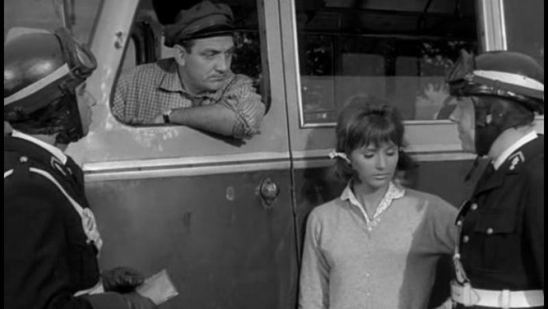 ◄Les petits matins 1962 Ранним утром*реж Жаклин Одри