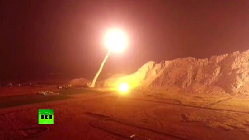 «Удар Мухаррам» Иран выпустил ракеты по террористам в Сирии