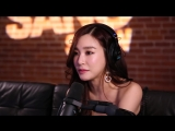 Tiffany Young - Talks Over My Skin, Girls Generation & One Direction (180822 / Zach Sang Show)