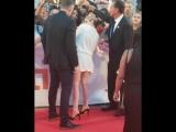 Kristen Stewart on the red carpet for 'Jeremiah Terminator LeRoy' at #TIFF18 - September 15 #4