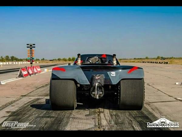 ZAZ GTR 1100hp by Solova Official Video