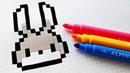 Handmade Pixel Art - How To Draw an AAA pixelart