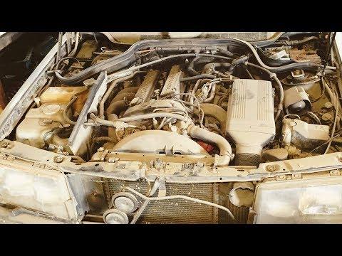 Mercedes-Benz 190E Cosworth 2.5 Restoration