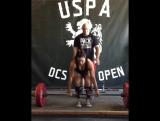 Айша Хэйли, тяга 212,5 кг
