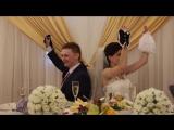 Ведущий - Гарик Тигранян.  Свадьба Юрия и Людмилы