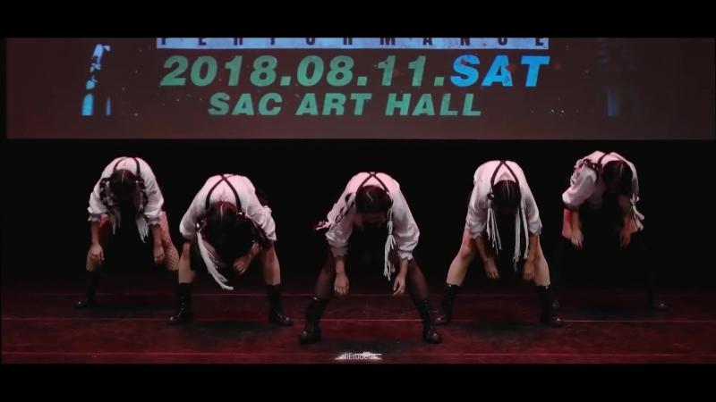 03 X-junior ¦ 중고등부 힙합 ¦ 서종예 스트릿 올라운드 챔피언쉽 2018