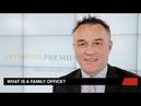 Интервью Семейные офисы