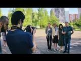 Как проходили съёмки видеоролика ПОДАРОК РОДИТЕЛЕЙ ВЫПУСКНИКАМ
