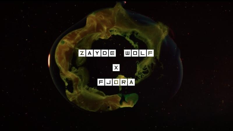 ZAYDE WOLF x FJØRA - HURRICANE (Official Lyric Video)