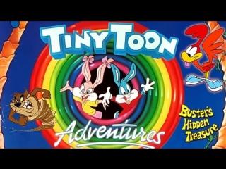 Tiny Toon Adventures - Busters Hidden Treasure (SEGA)