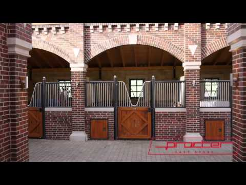 Cast Stone Architectural Features for World-class Equine Facility and House Renovation