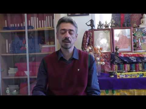 Влад Аcкинази. Внимательность, осознанность, медитация. Лекция 6. Центр Риме.