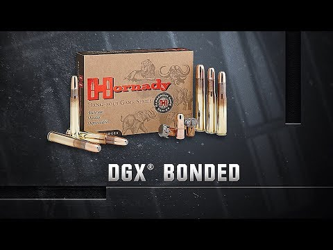 Hornady® DGX® Bonded