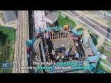 Мега-проект! Самый большой мост ВСЖД в Китае