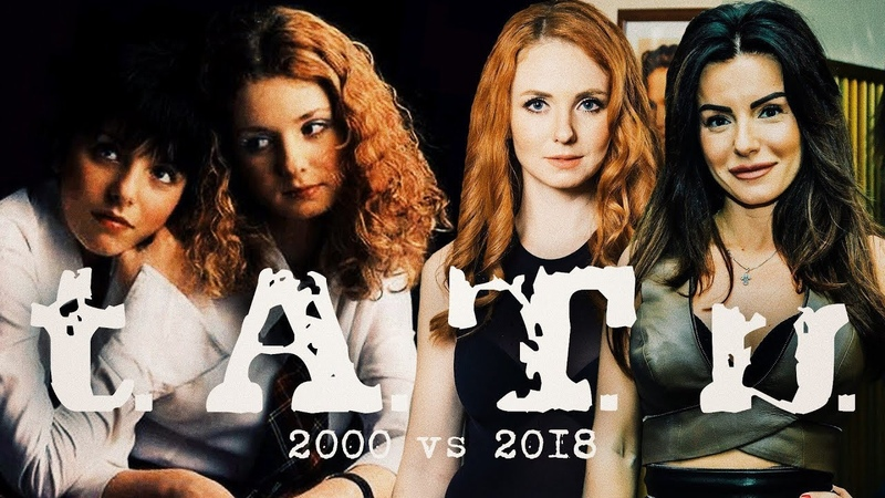 T.A.T.u.: 2000 vs 2018. First and Last Perfomance of Each Single