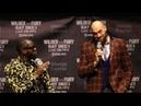 After 3 Days Of Verbal Assault Did Wilder Misjudge Tyson Fury Was Fury Wilder's Biggest Mistake