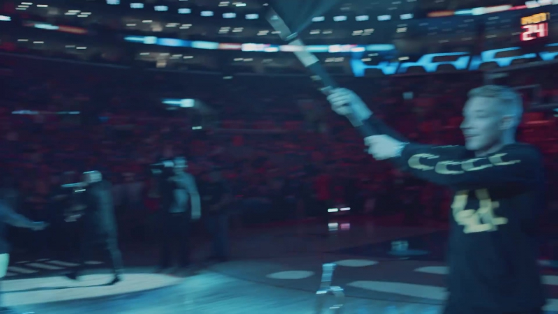 Jack Ü - Clippers Half Time Performance ft Kai, Fly Boi Keno, Dinky, Marawa The Amazing And More.