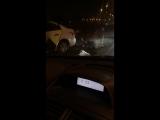 Конфликт с таксистом в Кудрове (13.10.2018) [3]
