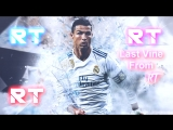 Last Vine From RT►►Cristiano Ronaldo Leaves Real Madrid►►Thank You Cristiano!!!