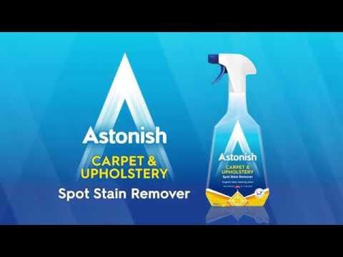 Astonish Carpet Upholstery Spot Stain Remover