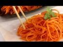 МОРКОВЬ ПО-КОРЕЙСКИ за 15 МИНУТ. САМЫЙ ВКУСНЫЙ РЕЦЕПТ! Корейская кухня. Морковча