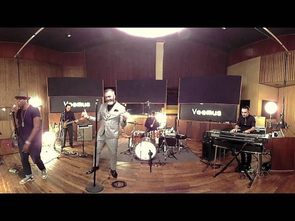 Electro Deluxe Big Band 360 VR Video spatial audio - Majestic ft. DJ Greem (C2C) Raashan Ahmad