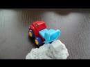 10 способов игры с кинетическим песком
