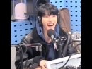 Doyoung laughing NNN