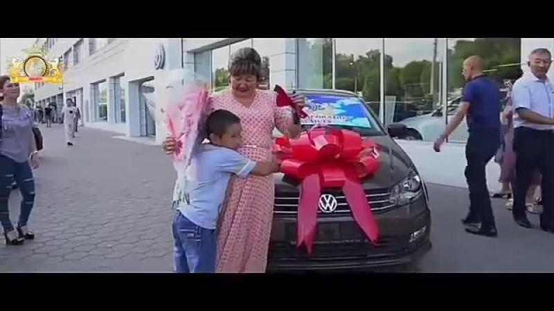 🔰ВРУЧЕНИЕ АВТО🔰 ———————————————————————— Вручение очередного дарственного автомобиля Wolksvagen Polo 🚘 от компании gtimecorpora