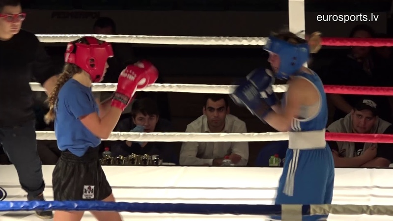 23.09.2017 Boxing fight 3 A-ONE eurosports.lv