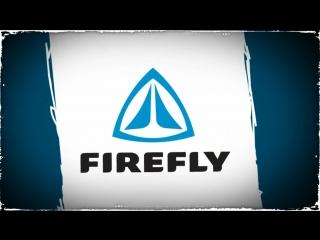 Продукция компании FIREFLY в магазине INTERSPORT.