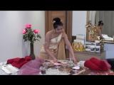 Рунгнапа_подготовка к ритуалу омовения ног