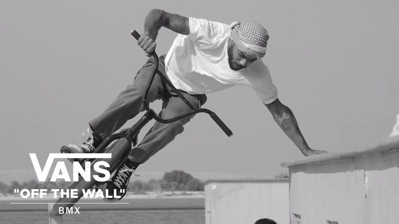 Vans Presents UNFILTERED UAE feat Alex Valentino Matthias Dandois BMX VANS