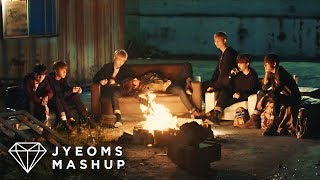 BTS - SO FAR AWAY X 2! 3! 둘! 셋! (MASHUP) [RE-UPLOAD]