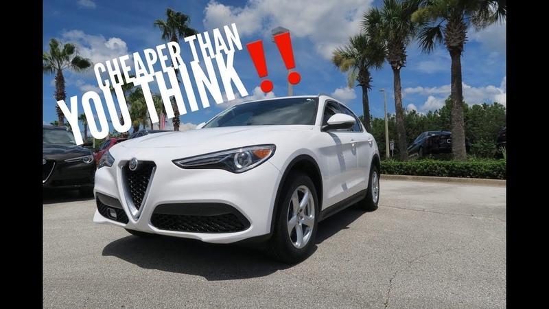 The Cheapest Alfa Romeo Stelvio You Can Buy!