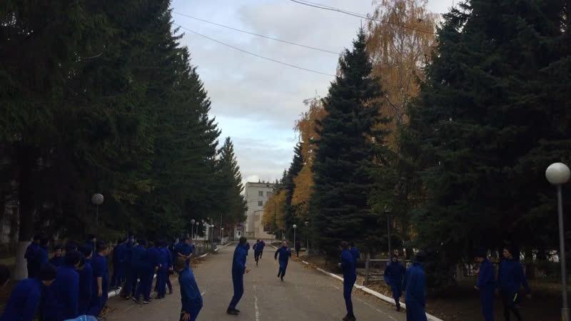 Спортивный праздник. Октябрь 2018.