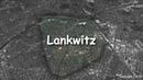 Google Earth- Flug über die Bezirksgrenze von Lankwitz.