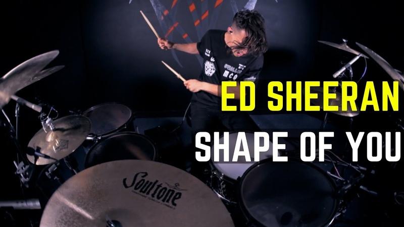 Ed Sheeran Shape Of You Matt McGuire Drum Cover
