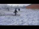 То траву красят, то снег стригут - Армия России