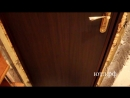 Utyl. Замена декоративной панели у входной двери