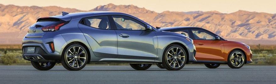 Самый странный Hyundai: новое поколение Veloster