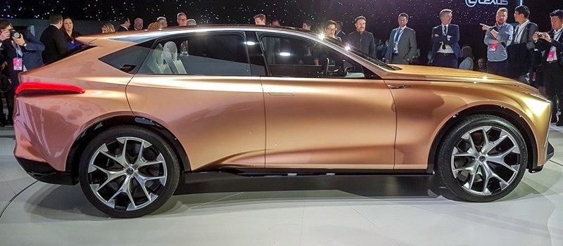 Самый «злой» кроссовер Lexus — премьера в Детройте