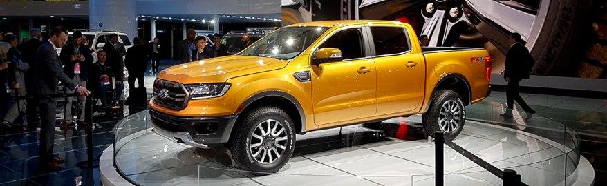 Ford Ranger: обновление и репатриация