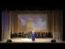 Оркестр ФТС России, солистка Екатерина Тарасова «Я лечу над Россией»